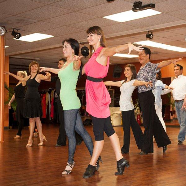 Започнете уроци по танци за начинаещи