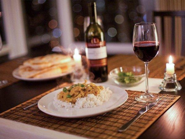 Вкусна вечеря за двама или четирима в уютна атмосфера.