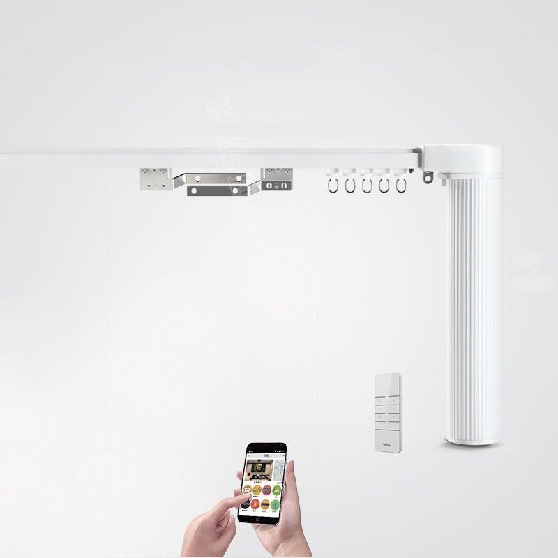 """Защо """"Dooya DT360 Kit – Комплект електрически корниз с дистанционно и релса"""" е перфектното решение за нашият умен дом?"""
