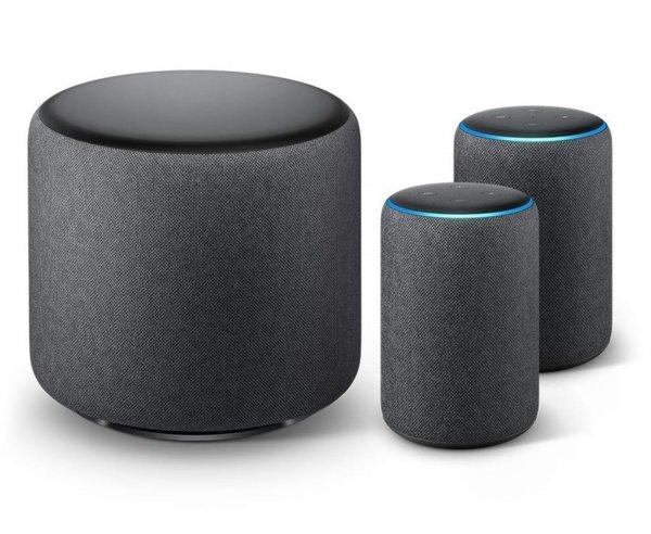 Какво е новото в новата генерация Amazon Echo продукти