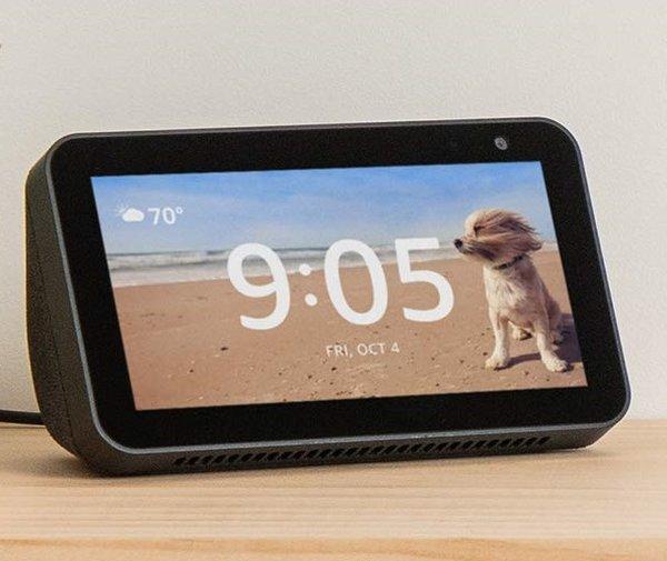 Дълго очакваните промени идват с Amazon Echo Show -5