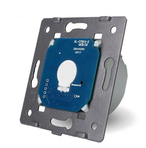 LIVOLO - WW-C701SR -МОДУЛ-Девиаторен сензорен ключ с дистанционнен контрол