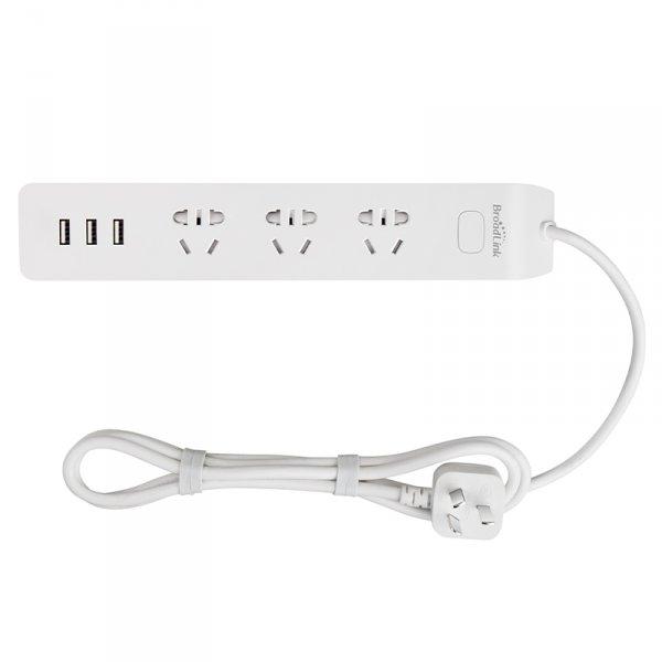 BroadLink MP2 - Умен Wi-Fi разклонител