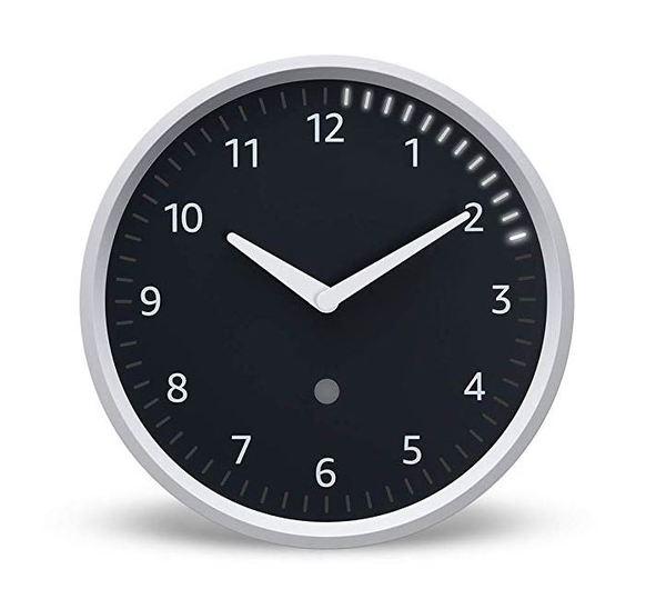 Amazon Echo Wall Clock -Стенен часовник