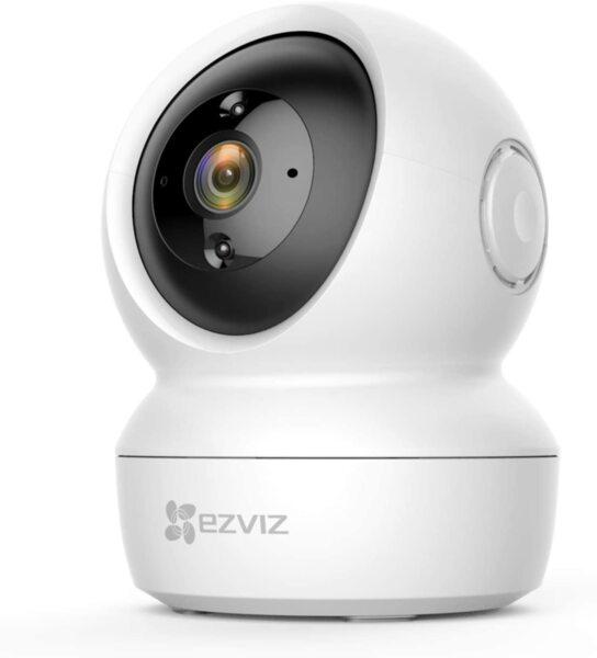 EZVIZ C6N вътрешна 360° Pan/Tilt  камера съвместима с Amazon Alexa