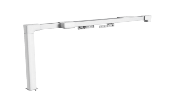 Raex EM 46 Разтегателен 220-400см. – Комплект електрически корниз с дистанционно и релса