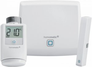 Homematic IP стартов комплект за управление на парно