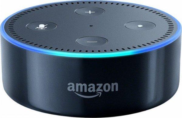 Amazon Echo Dot (2nd Generation) - Черен цвят