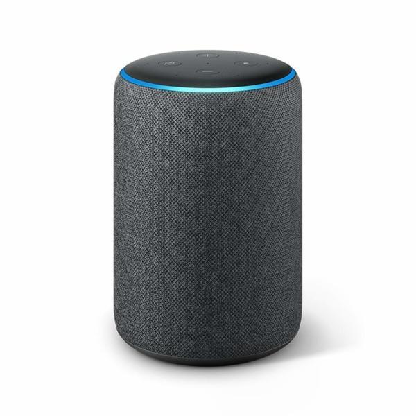 Amazon Echo Plus (2nd Generation) с вграден Smart Home Hub