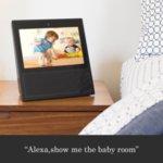 Netvue вътрешна камера съвместима с Amazon Alexa