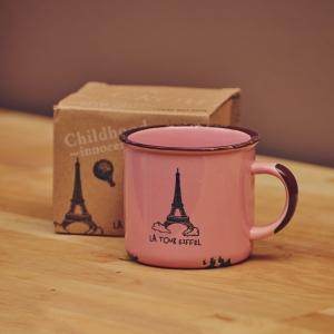 Париж в розово