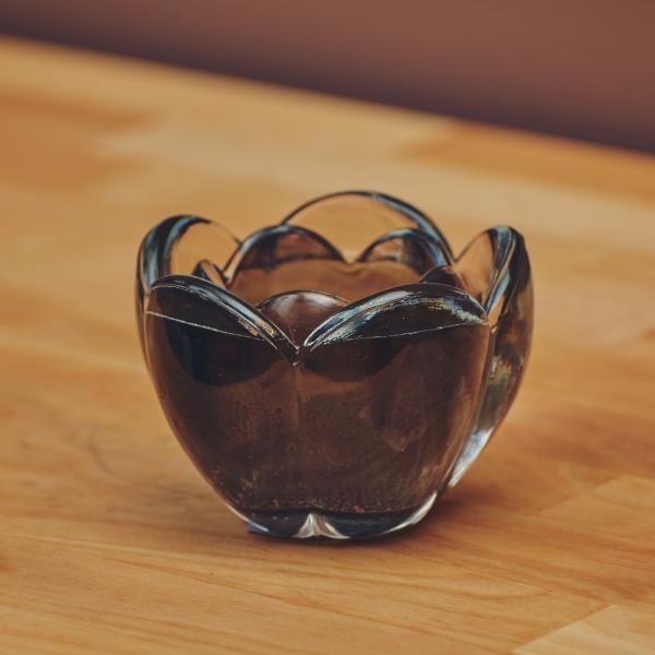 Кехлибар и стъкло