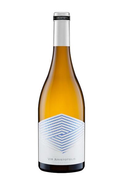 Вино Via Aristotelis Chardonnay 2016