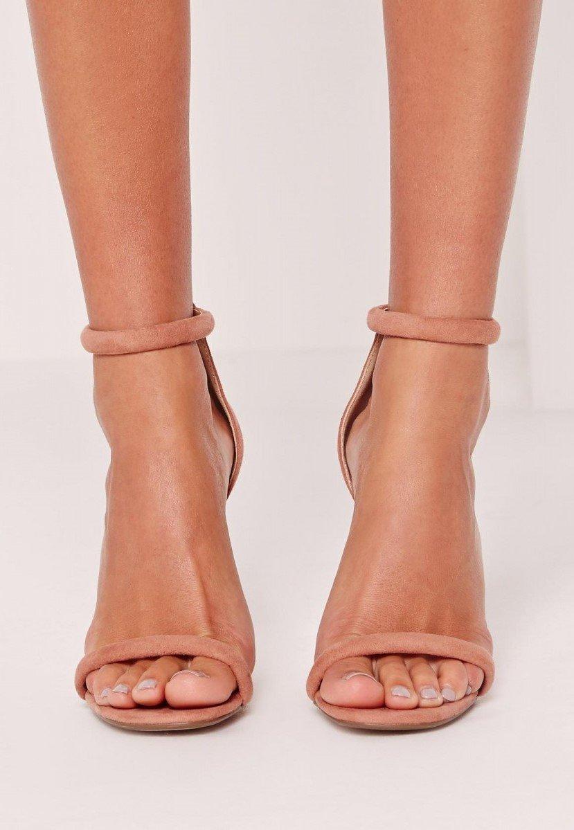 Велурени сандали SOPHY
