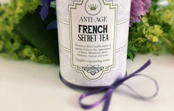 Как да приготвим French secret tea ANTI-AGE