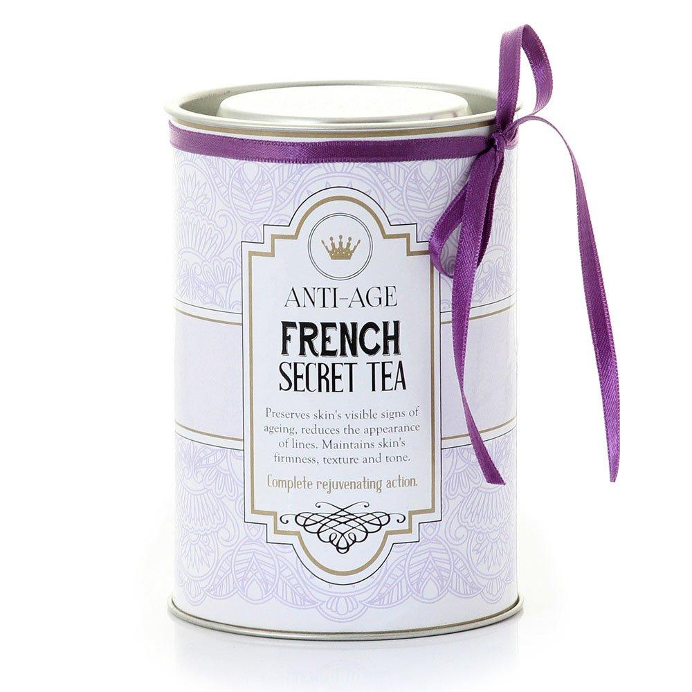 ANTI-AGE FRENCH SECRET TEA (ЧАЙ ЗА ПОДМЛАДЯВАНЕ)