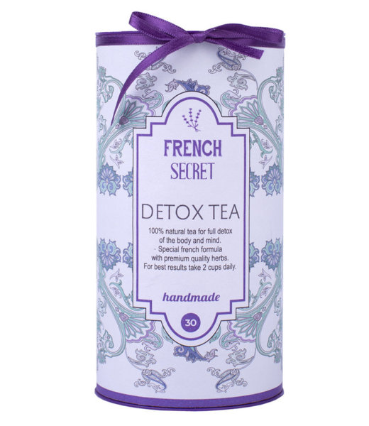 FRENCH SECRET TEA DETOX (30 БР)