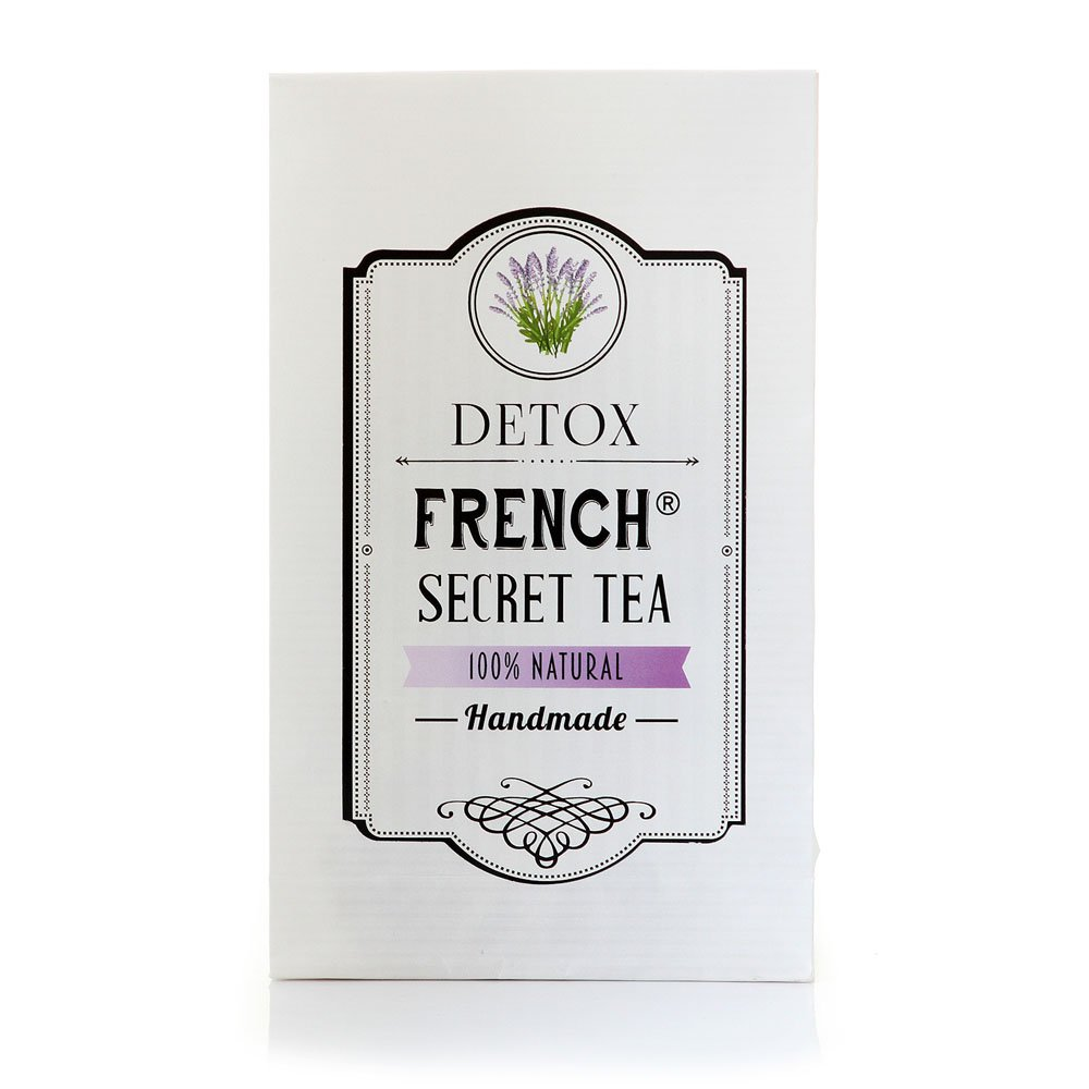 FRENCH SECRET TEA DETOX (60 БР)