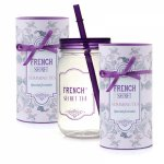 2 ПАКЕТА FRENCH SECRET TEA SLIMMING (120 БР) + БУРКАН