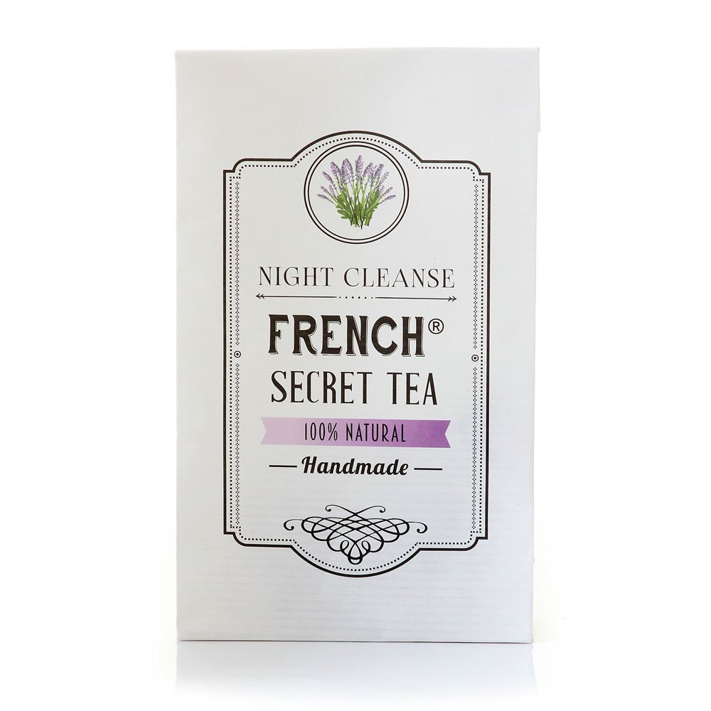 КОМПЛЕКТ FRENCH SECRET TEA DETOX + NIGHT CLEANSE + ТЕРМОС