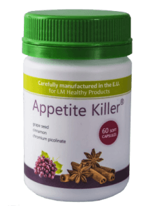 APPETITE KILLER (60 капсули)