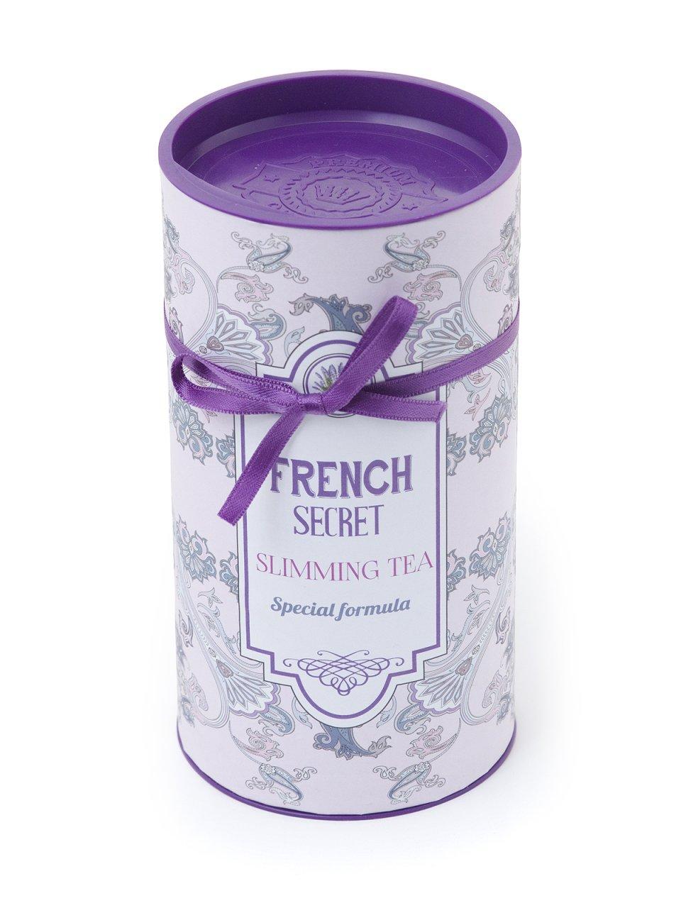 FRENCH SECRET TEA ЗА ПЛОСКО КОРЕМЧЕ (60 БР)