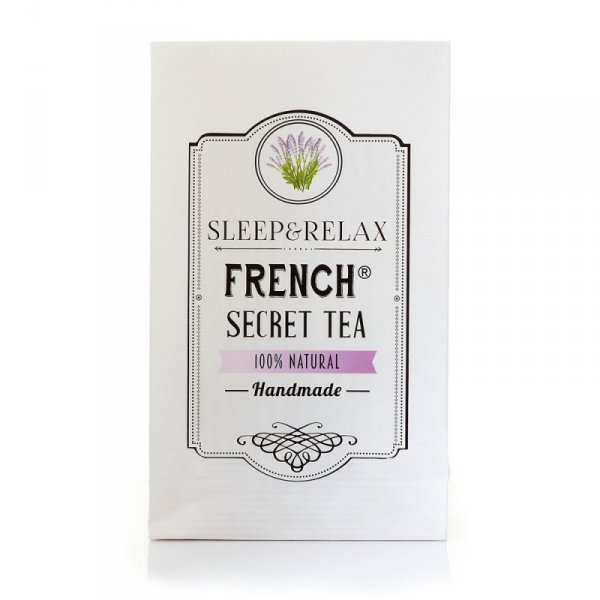 FRENCH SECRET TEA SLEEP & RELAX (30 БР)