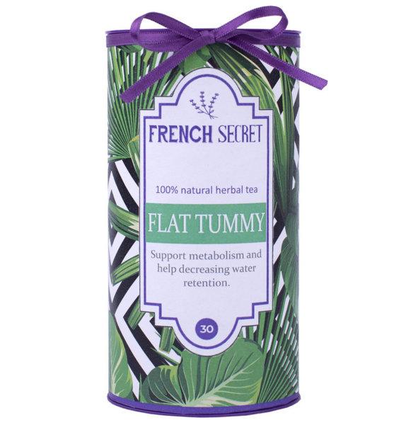 Flat tummy чай за плоско коремче