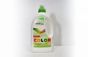 Течен перилен препарат за цветни дрехи 1.5л