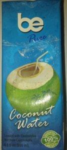 Кокосова вода натурална 200 мл