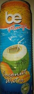 Кокосова вода 520 мл Манго
