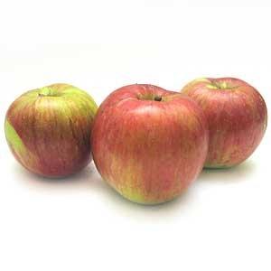 Ябълки - червени