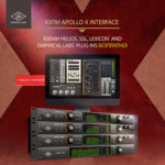 Новогодишна промоция от Universal Audio