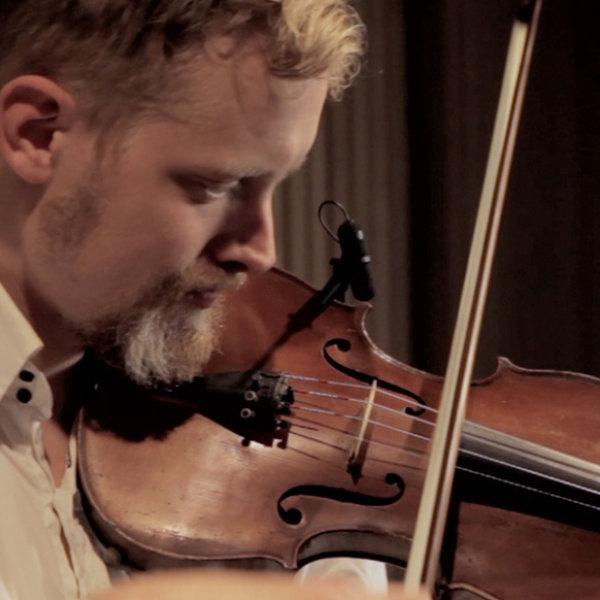 Как да озвучим цигулка с DPA Microphones