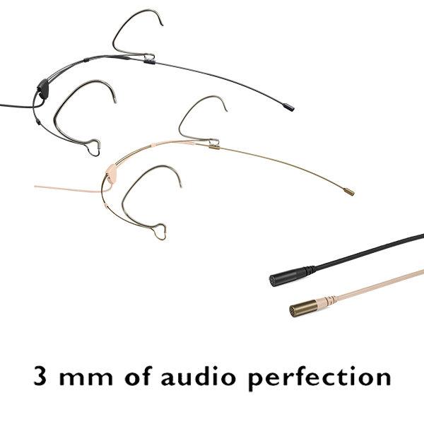 DPA с нови ултракомпактни микрофони