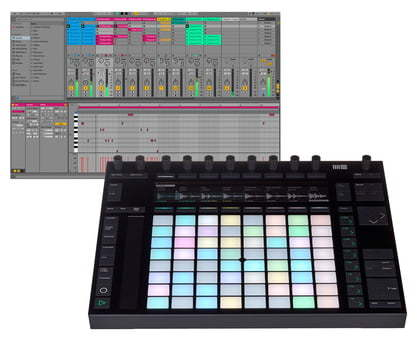 Ableton Push 2 +  Live 10 Standard UPG Intro
