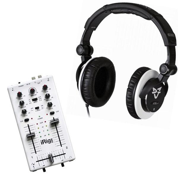 Ultrasone DJ1 PRO + iRig Mix Bundle