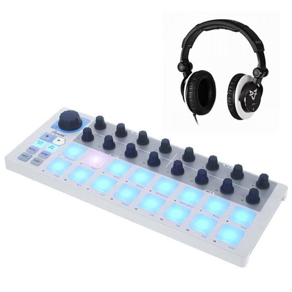 Ultrasone DJ1 PRO + Arturia Beatstep Bundle
