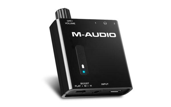 M-Audio Bass Traveler