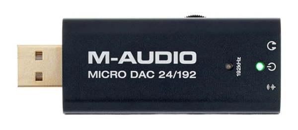 M-Audio Micro DAC II