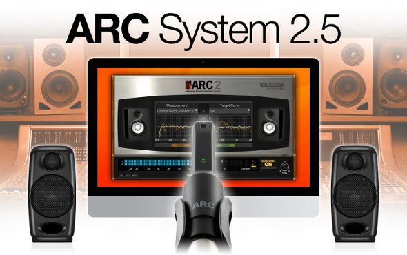 IK Multimedia ARC System 2,5
