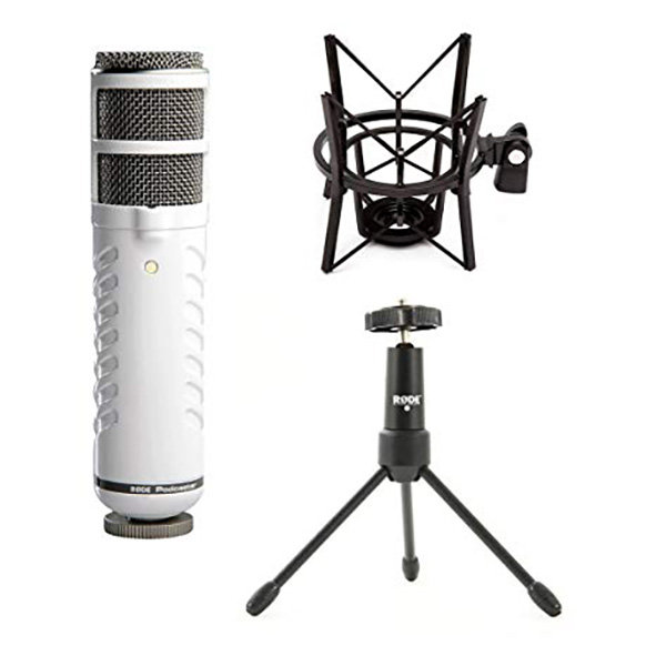 Rode Podcaster + Rode PSM1 + Rode Tripod Bundle