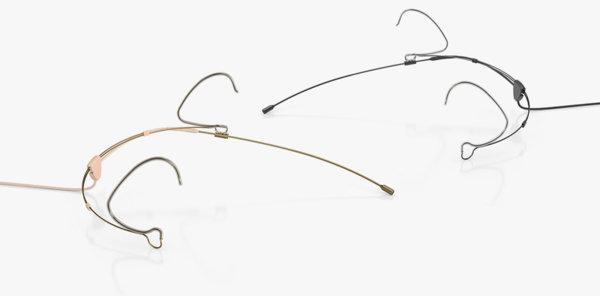 DPA d:fine™ 6066 Subminiature Omnidirectional Mic MicroDot