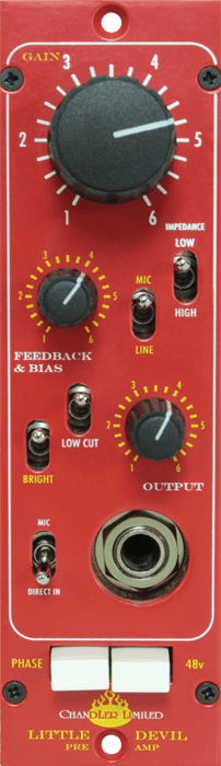 Chandler Limited Little Devil Compressor-Copy