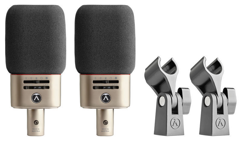 Austrian Audio OC818 Studio Set-Copy