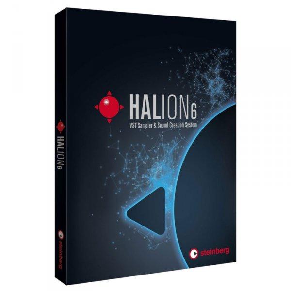 Steinberg Halion 6 EDU (Latest educational version)
