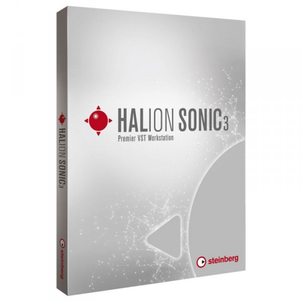 Steinberg Halion Sonic 3 EDU (Latest educational version)