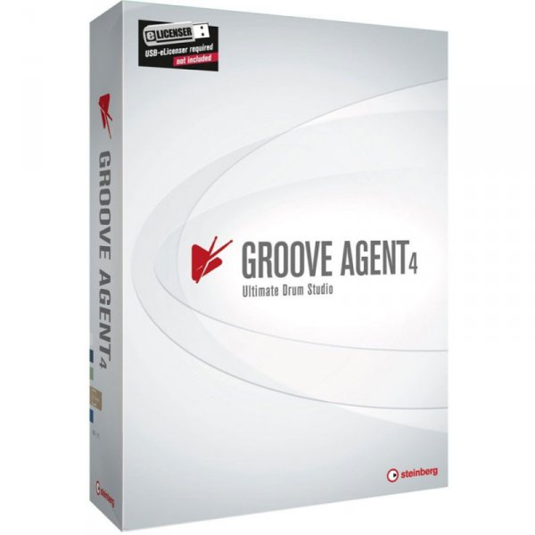 Steinberg Groove Agent 4 EDU (Latest educational version)