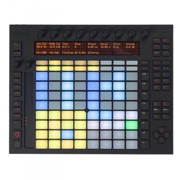Ableton Push + Ableton Live 10 Standard UPG Intro