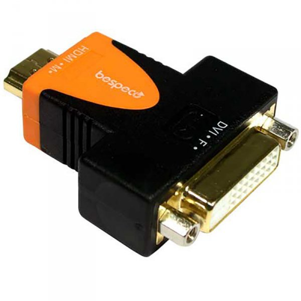Bespeco SLAD650 - HDMI Male - DVI Female